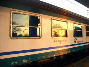Regional Italian train